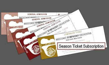 August Special: Season Subscriptions
