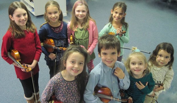 Key image for: Featuring young musicians