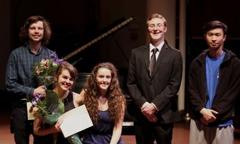 Concerto Competition News