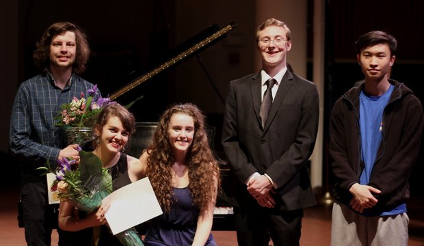 Key image for: Concerto Competition News