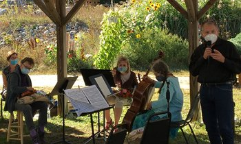 Live Music—String Trio Master Class