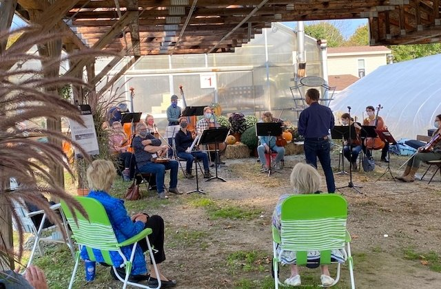 Joyful Music: Bach Outdoors